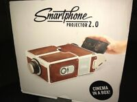Never used Smartphone Projector