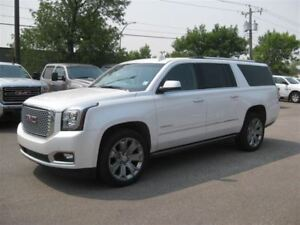 2016 GMC Yukon XL Denali / NAV / Leather / 4X4