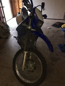 DRZ400s  (sell or trade)
