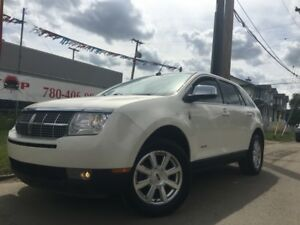 2008 Lincoln MKX AWD = HEADREST DVD = NAV = CLEAN CAR PROOF