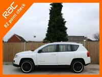 2013 Jeep Compass 2.0 Sport 5 Speed Air Con 19in Alloys Just 2 Owners Only 33,00