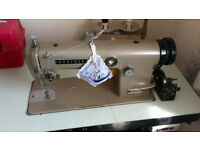 Industrial Brother sewing machine DB2-B755-3 - ONE OWNER FROM NEW
