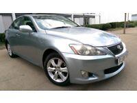 2010 Lexus IS220d SE, 137.000 miles, FSH, Hpi clear £2550