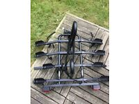Halfords 4 Bike Tow Bar / Bike Rack