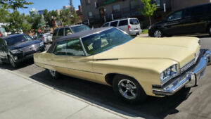1973 Buick Electra Limited Hardtop