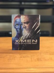 X-Men Days of Future Past Blu-Ray Steelbook