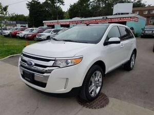 2013 Ford Edge SEL LEATHER-PANO ROOF