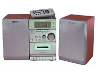 Sony CMT-EP303 Micro Hi-Fi System Working CD Radio Cassette Stereo Tufnell Park Archway Kentish Town