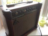 behringer acoustic amplifier