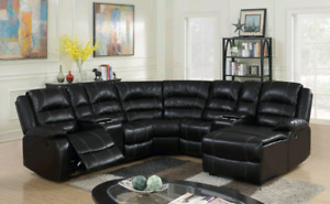 ***AMAZING DEAL AND COMFORTABLE RECLINING SECTIONAL