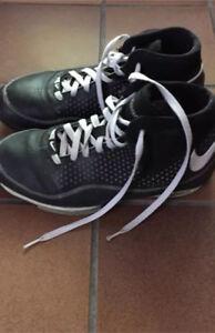 Nike ZOOM BB II 2 Black/White-Black-Medium Grey 317993-011