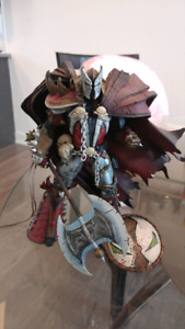 Medieval Spawn collection figure