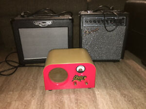 Amps - Fender, Traynor