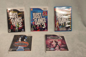 Wii/Wii U Dance Bundle