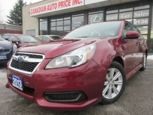 2013 Subaru Legacy 2.5i Touring Package-AWD-