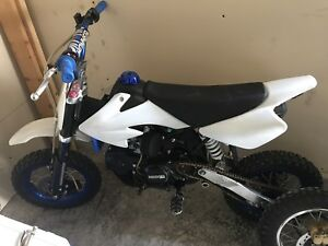 2 pit bikes for sale