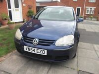 VW GOLF 1.4S 5 DOORHATCH 2004.