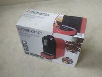 NEW Nespresso Coffee Capsule Machine (never opened)