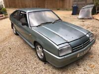 1984 OPEL MANTA GTE NOT BARN FIND PROJECT CLASSIC CAR