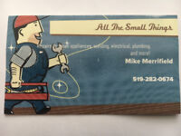 Small Electrical Repairs