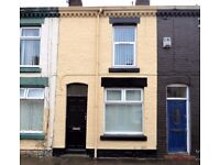 NO DEPOSIT REQUIRED... Newly refurbished two bedroom mid Terrace property on Scorton Street L6,