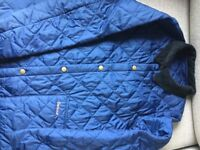 Quilted Barbour Coat ages 12/13 yrs