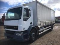Daf 55 220 18 tonne lorry/export