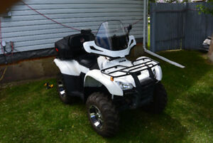 MINT CONDITION Honda TRX 420