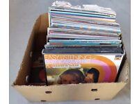 Vinyl collection Box 8