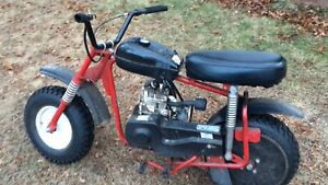 Manco Thunder Bird Mini Bike Gas Powered