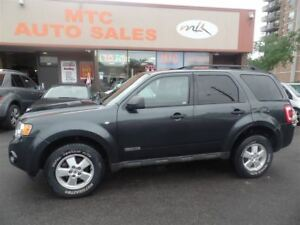 2008 Ford Escape XLT 3.0L, 4x4