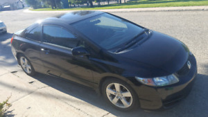 2009 honda civic coupe 2 door