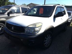 2005 Buick Rendezvous CX CALL 519 485 6050 CERTIFIED