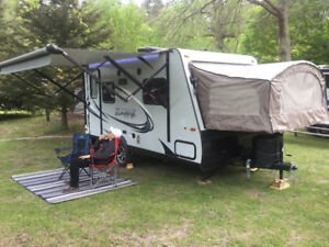 2017 Kodiak Hybrid 172e For Sale, MINT CONDITION, Save 1000s!