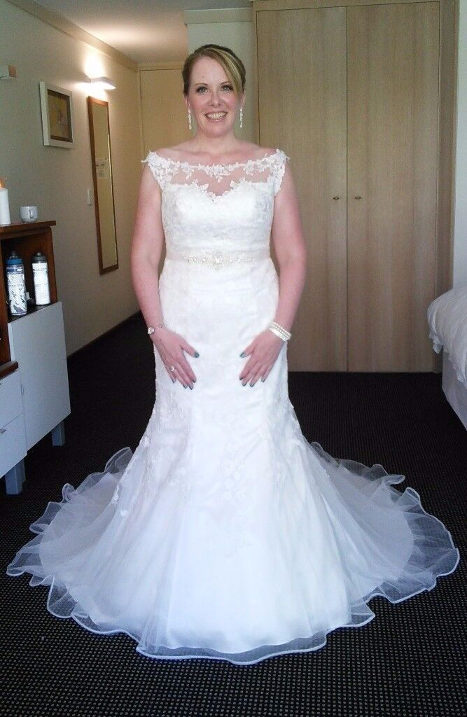 Stella York Wedding Dress Seen On Dont Tell The Bride In East