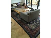 Large Oriental Traditional Rug