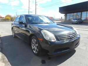 2006 Infiniti G-35 175 K,with Navigation,Beautiful condition !