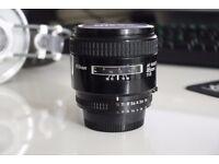Nikon Nikkor AF-D 85mm 1.8