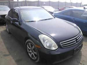 LETS BUY PARTS AT LIBERTY AUTOPARTS-2005 INFINITI G35!!
