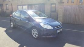 2011 FACELIFT FORD FOCUS TDCI HPI CLEAR 1 OWNER FSH LOOKS AND DRIVES EXCELLENT BARGAIN PX WELCOME