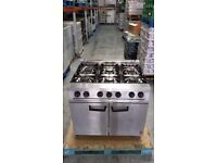 Falcon Dominator G2101 0T 6 Burner Natural Gas Oven Range. London NW10