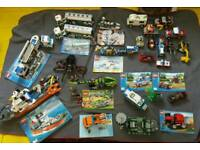 Lego city for sale