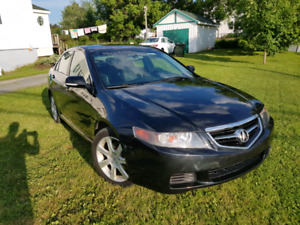 2005 Acura TSX. New Inspection!