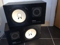 Yamaha NS-10 M Studio monitors