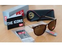 FREE DELIVERY TODAY! PAYPAL ALSO! ACCEPTED RAYBAN TURTLE SHELL SUNGLASSES health laptop beauty
