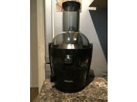 Philips Juicer - barely used - 50% off Amazon price