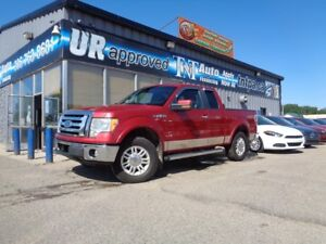 2009 Ford F-150 Lariat SuperCab 5.5-ft. Bed 4WD