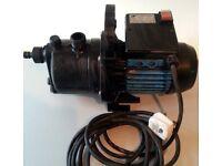 Pura Dom Jet Pump - 230/240V – 60 l/m - 42 metres max head.