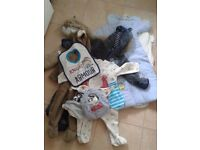 Big Baby Boy Bundle - clothes, baby food 3-12 months - about 80 items