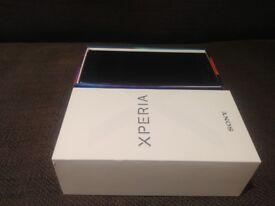 Sony Xxperia XZ 23MP Camera - 64GB - DUAL SIM 4G LTE SIM FREE/ UNLOCKED - WATERPROOF - Black - BOXED